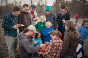 cider gathering @jasonkoski