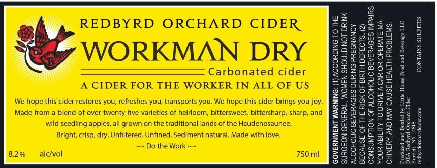 Workman Dry 2020