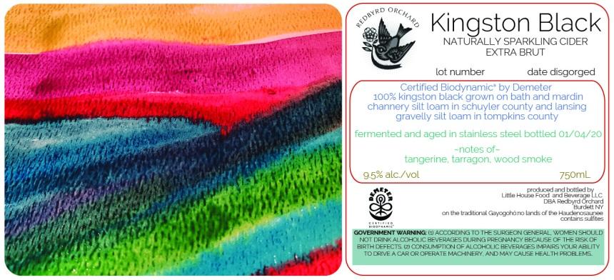 Kingston Black TTB